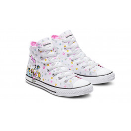 5a91378a9 White sneakers Converse Chuck Taylor x Hello Kitty pack - 28£ | 664634C |  Shooos