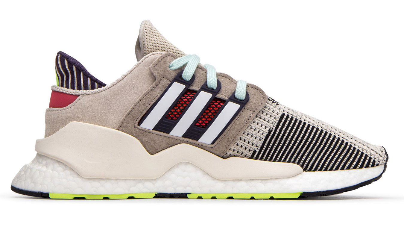 release date 36907 26896 adidas Eqt Support 91/18 Clear Brown
