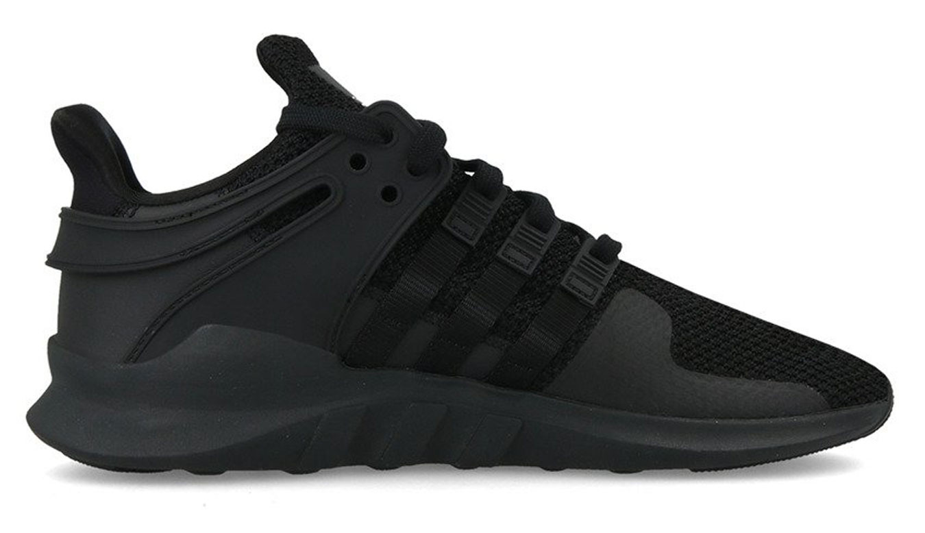 sneakers for cheap ae4b8 be55d adidas EQT Support ADV Triple Black