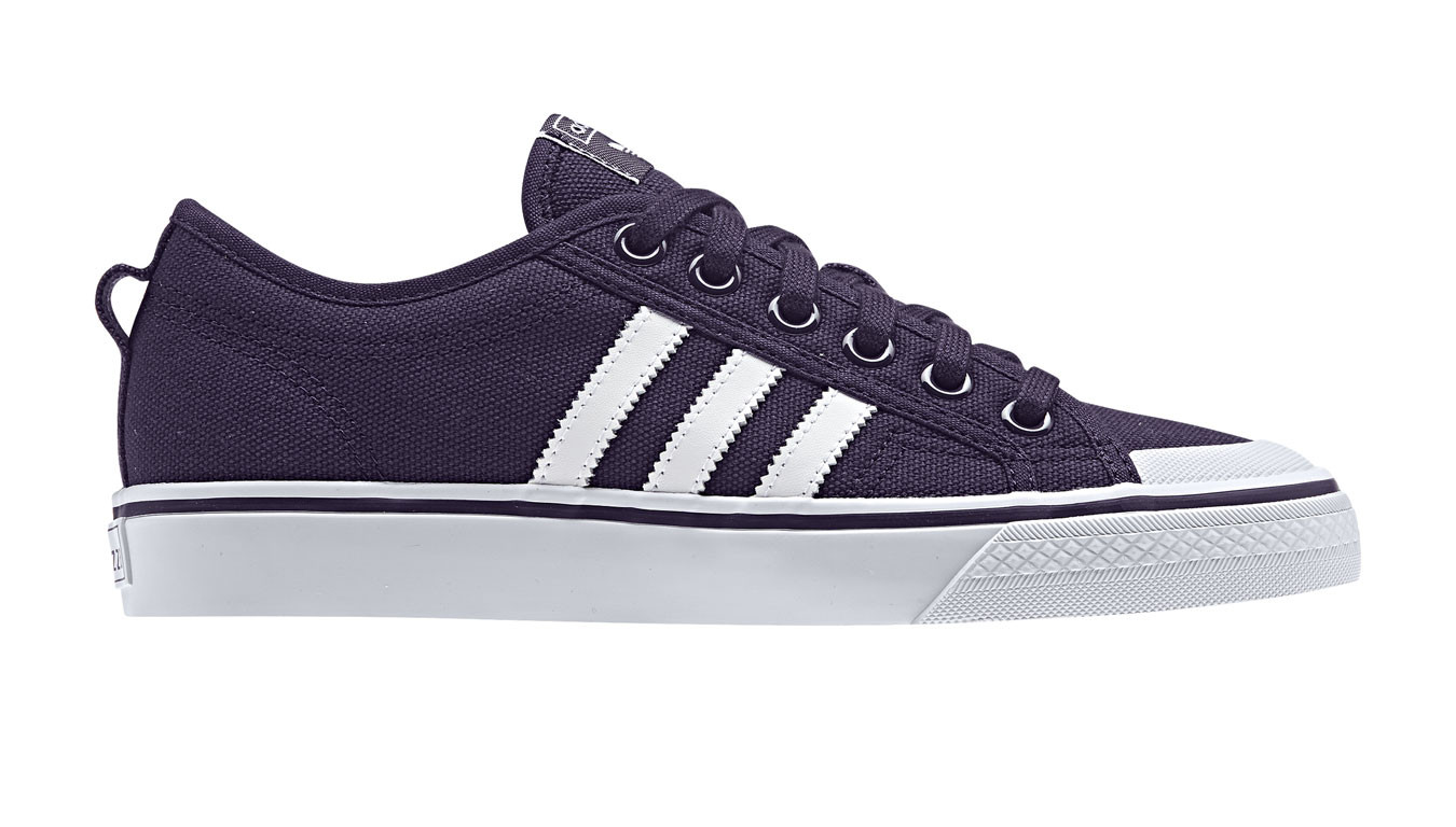 save up to 80% really comfortable exquisite style adidas Nizza W Legend Purple