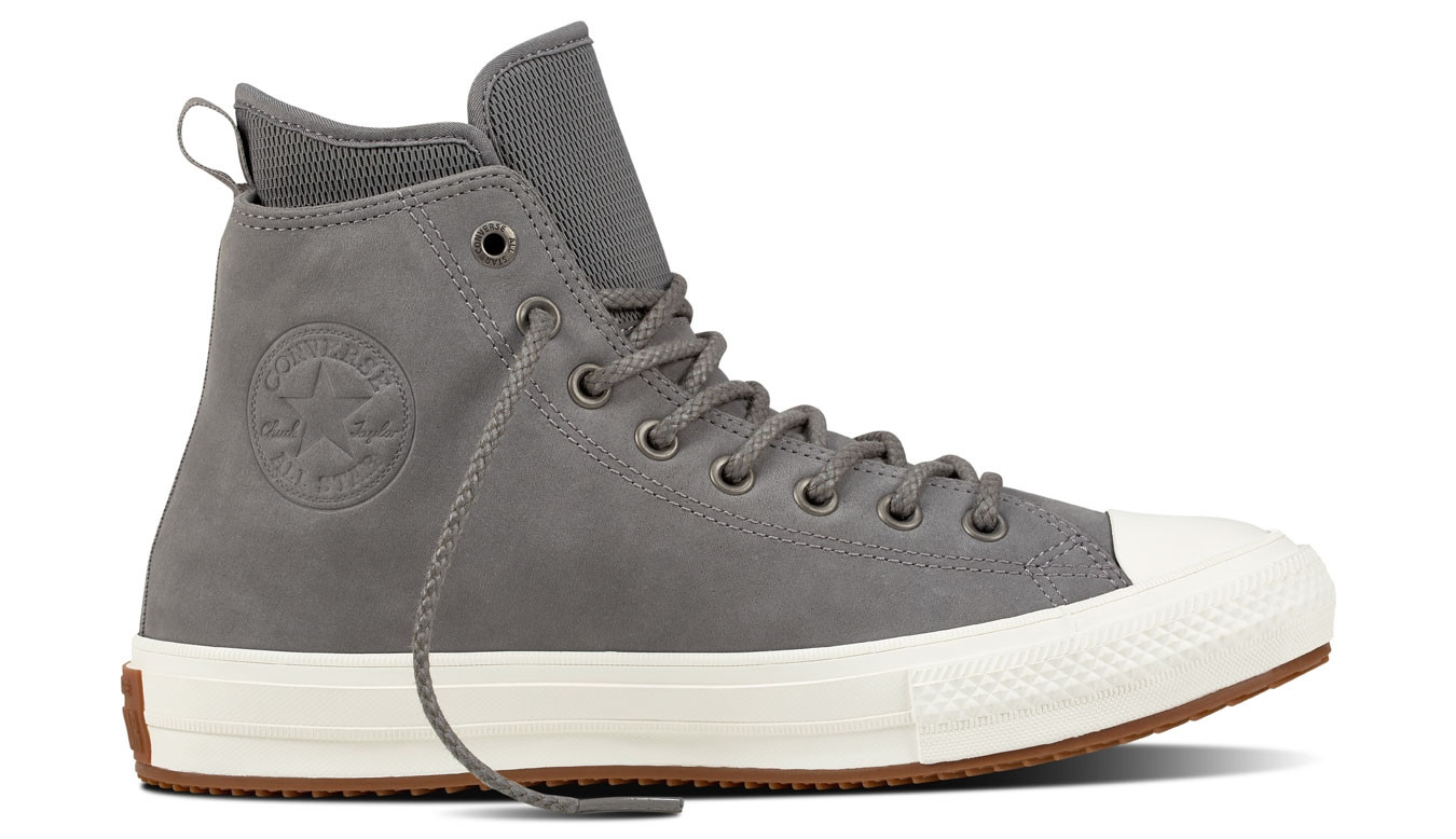 2e97fed38 Grey sneakers Converse Chuck Taylor WP Boot Climate Counter - 65 ...
