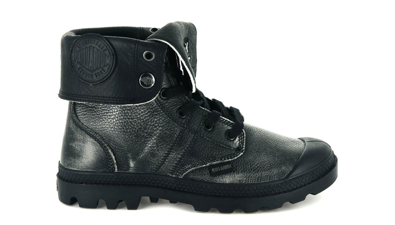 44c56888294 Palladium Boots Pallabrouse Baggy L2 Leather